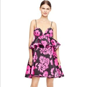 Milly Floral Print Melody Dress